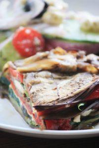 Roasted Vegetable Terrine