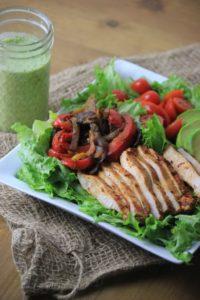 Fajitas Salad