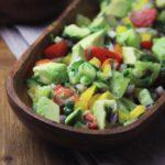 Cilantro & Avocado Medley