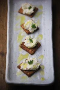 "Almond ""Ricotta"" Cheese"
