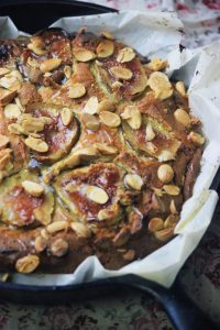 Gluten-Free Honey Fig Cake