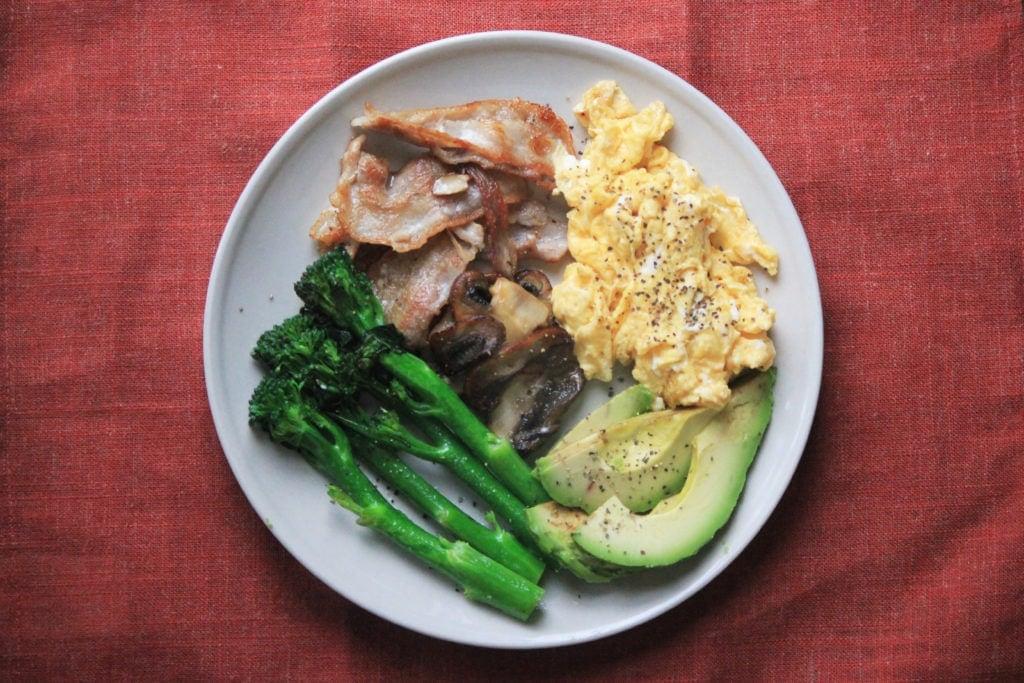 A Simple Keto Breakfast Gluten freeSugar free My PCOS