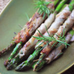 Paleo Low-carb Pork-wrapped Asparagus