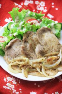 Japanese Ginger Pork *Shougayaki*