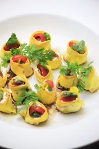 Zucchini Roulades