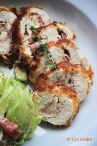 Gluten-free Chicken Cordon Bleu