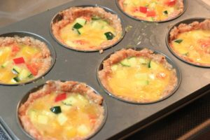 My PCOS Kitchen - Mexican Breakfast Sausage Cups - These Paleo Keto cups are gluten-free, dairy-free and low carb! Perfect for a quick grab at breakfast.