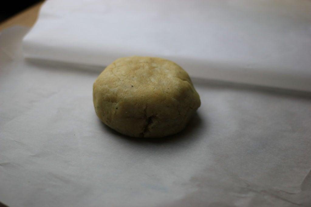 Gluten-free & low carb pie crust