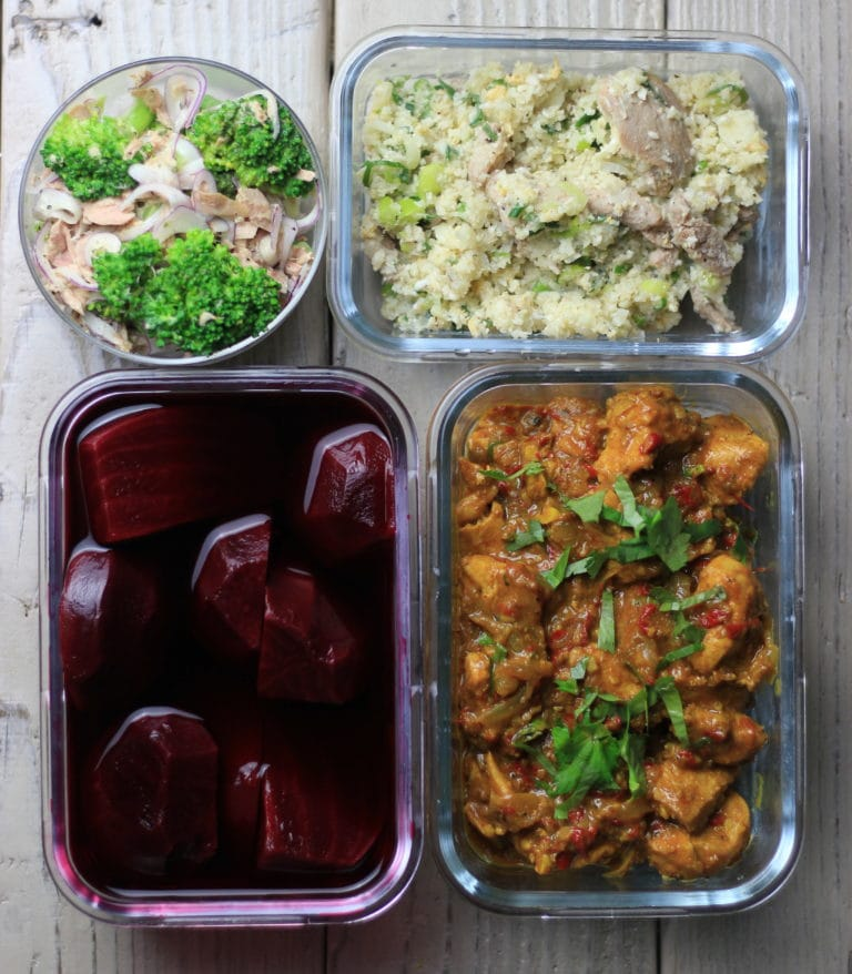 My PCOS Kitchen - Paleo Chicken Masala - A delicious dairy-free, gluten-free and low carb Indian masala curry.