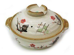 Japanese Clay Pot Nabe