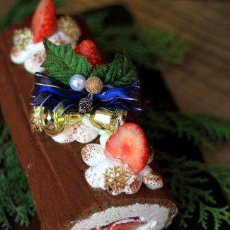 Christmas Roll Cake