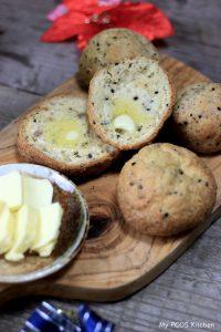 Keto Gluten-free Psyllium Buns