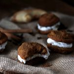 Dairy-free Low Carb Pumpkin Whoopie Pies