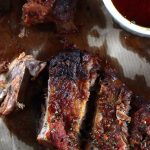 Smoky BBQ Low Carb Ribs