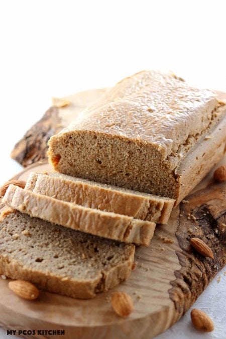 Low Carb Paleo Bread