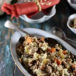 Low Carb Keto Cauliflower Stuffing Recipe