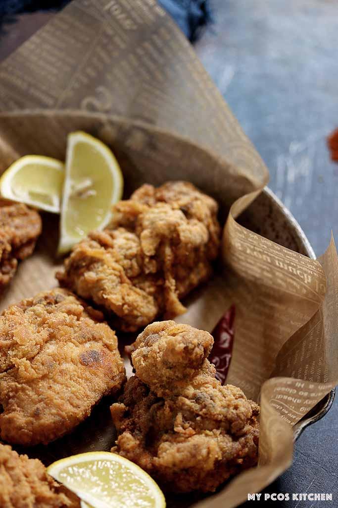 The BEST Crispy Keto Fried Chicken Recipe
